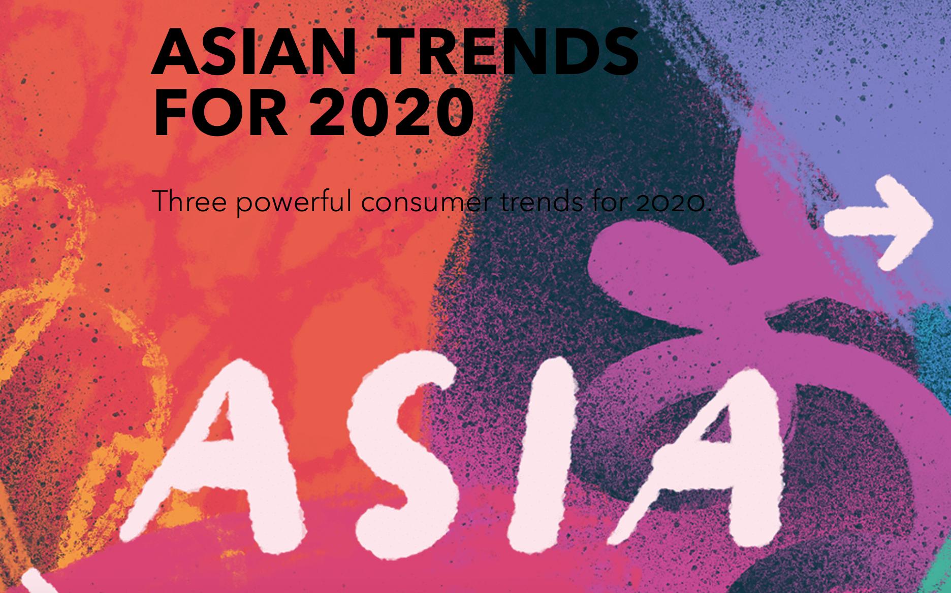 Asian Consumer Trends