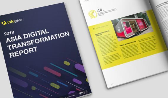 Digital Transformation in Asia